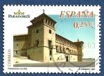 Sellos del Mundo : Europa : España : Edifil 3942 Parador de Alcañiz 0,25