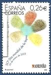 Sellos del Mundo : Europa : España : Edifil 3959 Día mundial de la lepra 0,26