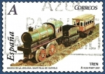 Stamps Europe - Spain -  Edifil 4292 Tren A