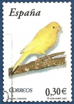 Stamps Europe - Spain -  Edifil 4301 Canario 0,30