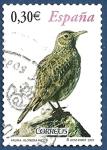 Stamps : Europe : Spain :  Edifil 4305 Alondra Ricoti 0,30
