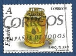 Stamps : Europe : Spain :  Edifil 4370 Barquillero A