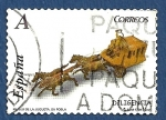 Stamps Spain -  Edifil 4373 Diligencia A