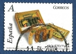 Stamps : Europe : Spain :  Edifil 4374 Arquitectura A