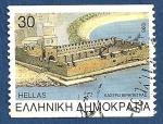 Stamps : Europe : Greece :  GRECIA Castillo 30