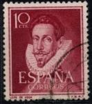 Sellos del Mundo : Europa : España : ESPAÑA_SCOTT 773.01 LOPE DE VEGA. $0,2