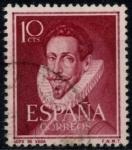 Stamps Spain -  ESPAÑA_SCOTT 773.02 LOPE DE VEGA. $0,2