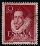 Sellos del Mundo : Europa : España : ESPAÑA_SCOTT 773.04 LOPE DE VEGA. $0,2