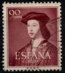Stamps Spain -  ESPAÑA_SCOTT 789 FERNANDO EL CATOLICO. $0,35