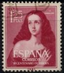 Sellos del Mundo : Europa : España : ESPAÑA_SCOTT 798 LA MAGDALENA POR RIBERA. $0,2