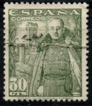 Sellos del Mundo : Europa : España : ESPAÑA_SCOTT 802.05 GENERAL FRANCO. $0,2