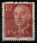 Sellos del Mundo : Europa : España : ESPAÑA_SCOTT 815.02 GEN. FRANCO. $0,2