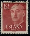 Sellos de Europa - España -  ESPAÑA_SCOTT 815.03 GEN. FRANCO. $0,2