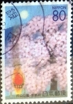 Stamps of the world : Japan :  Scott#Z437 intercambio, 0,75 usd 80 y. 2000