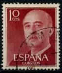 Sellos del Mundo : Europa : España : ESPAÑA_SCOTT 815.04 GEN. FRANCO. $0,2