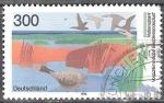 Sellos de Europa - Alemania -  Parque Nacional de Pomerania Occidental.
