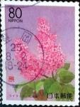 Stamps Japan -  Scott#Z305 intercambio, 0,75 usd, 80 y. 1999