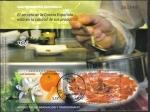Sellos de Europa - España -  Gastronomía Española