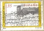 Stamps Spain -  JUVENIA 99 - ALAIOR - MENORCA