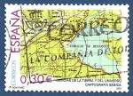 Sellos del Mundo : Europa : España : Edifil 4314 Ciencias de la tierra y del universo 0,30