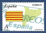Stamps : Europe : Spain :  Edifil 4449 Cataluña A