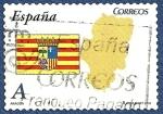 Sellos del Mundo : Europa : España : Edifil 4531 Aragón A