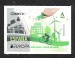 Sellos de Europa - España -  Europa Piensa en Verde