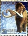 Sellos de Asia - Japón -  Scott#2922 intercambio, 1,10 usd, 80 y. 2005
