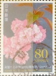 Stamps of the world : Japan :  Scott#3413e intercambio, 0,90  usd, 80 y. 2012