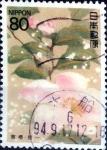 Sellos de Asia - Japón -  Scott#2183 intercambio, 0,70 usd, 80 y. 1994