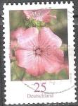 Sellos de Europa - Alemania -  Flores - Malva.