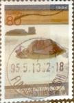 Stamps Japan -  Scott#2441 intercambio, 0,40 usd, 60 y. 1994