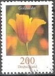 Sellos de Europa - Alemania -  Flores -  La amapola de California (Eschscholzia californica).