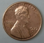 monedas de America - Estados Unidos -  1979 - D one cent