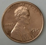 monedas de America - Estados Unidos -  1979 one cent