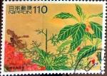 Sellos de Asia - Japón -  Scott#2712 intercambio, 0,60 usd, 110 y. 1999