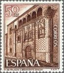 Sellos de Europa - España -  ESPAÑA 1968 1875 Sello Nuevo Turistica Palacio de Benavente Baeza Jaén
