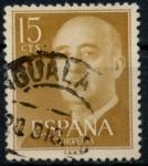 Sellos de Europa - España -  ESPAÑA_SCOTT 816.03 GEN. FRANCO. $0,2