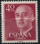 Sellos de Europa - España -  ESPAÑA_SCOTT 820.03 GEN. FRANCO. $0,2