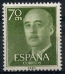 Stamps Spain -  ESPAÑA_SCOTT 823.02 GEN. FRANCO. $0,2