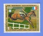 Sellos de Africa - Guinea Ecuatorial -  X X  JUEGOS  OLIMPICOS  DE  MUNICH  72