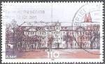 Sellos de Europa - Alemania -  Parlamento estatal de Sajonia-Palatinado en Magdeburgo.