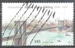 Sellos de Europa - Alemania -  Nacimiento Bicentenario de Johann August Röbling (ingeniero y constructor de puentes).