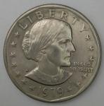 monedas de America - Estados Unidos -  1979 D one dollar