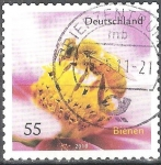 Sellos de Europa - Alemania -  Abeja de miel (Apis mellifica).