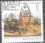 sellos de Europa - Alemania -  Patrimonio de la Humanidad de la UNESCO.1250a Abadía de Lorsch.