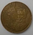 monedas de America - Brasil -  2009 - 25 centavo