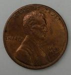 monedas de America - Estados Unidos -  1983 one cent