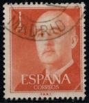 Sellos de Europa - España -  ESPAÑA_SCOTT 825.05 GEN. FRANCO. $0,2