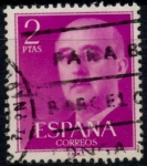 Sellos del Mundo : Europa : España : ESPAÑA_SCOTT 830.03 GEN. FRANCO. $0,2